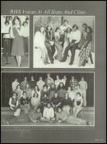 1978 Russell High School Yearbook Page 136 & 137
