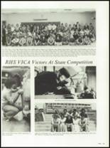 1978 Russell High School Yearbook Page 156 & 157