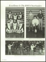 1978 Russell High School Yearbook Page 160 & 161