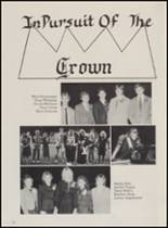 1985 Mediapolis High School Yearbook Page 12 & 13