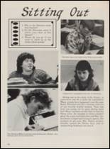 1985 Mediapolis High School Yearbook Page 38 & 39