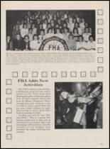 1985 Mediapolis High School Yearbook Page 44 & 45