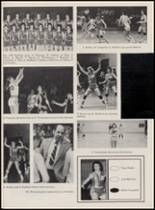 1985 Mediapolis High School Yearbook Page 66 & 67