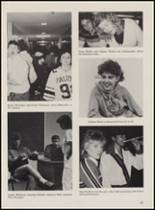 1985 Mediapolis High School Yearbook Page 68 & 69