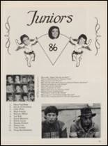 1985 Mediapolis High School Yearbook Page 74 & 75