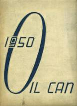 1950 Yearbook Oil City High School