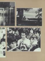 1984 Half Hollow Hills High School East Yearbook Page 6 & 7