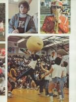 1984 Half Hollow Hills High School East Yearbook Page 8 & 9