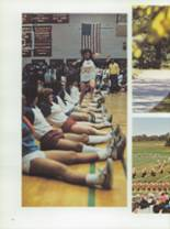 1984 Half Hollow Hills High School East Yearbook Page 16 & 17
