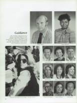 1984 Half Hollow Hills High School East Yearbook Page 24 & 25