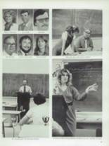 1984 Half Hollow Hills High School East Yearbook Page 28 & 29