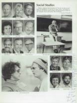 1984 Half Hollow Hills High School East Yearbook Page 30 & 31