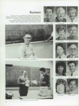 1984 Half Hollow Hills High School East Yearbook Page 32 & 33