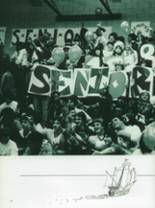 1984 Half Hollow Hills High School East Yearbook Page 38 & 39