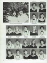 1984 Half Hollow Hills High School East Yearbook Page 40 & 41