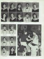 1984 Half Hollow Hills High School East Yearbook Page 42 & 43