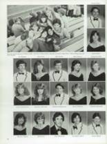 1984 Half Hollow Hills High School East Yearbook Page 46 & 47