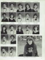 1984 Half Hollow Hills High School East Yearbook Page 50 & 51
