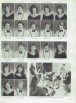 1984 Half Hollow Hills High School East Yearbook Page 52 & 53