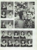 1984 Half Hollow Hills High School East Yearbook Page 54 & 55