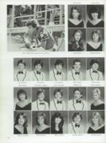 1984 Half Hollow Hills High School East Yearbook Page 56 & 57