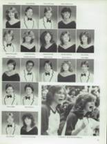 1984 Half Hollow Hills High School East Yearbook Page 58 & 59