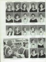 1984 Half Hollow Hills High School East Yearbook Page 62 & 63