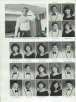 1984 Half Hollow Hills High School East Yearbook Page 64 & 65