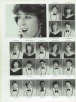 1984 Half Hollow Hills High School East Yearbook Page 66 & 67