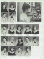 1984 Half Hollow Hills High School East Yearbook Page 68 & 69