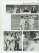 1984 Half Hollow Hills High School East Yearbook Page 72 & 73