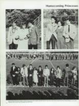 1984 Half Hollow Hills High School East Yearbook Page 74 & 75