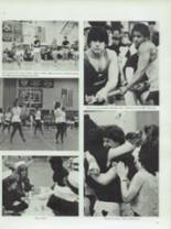 1984 Half Hollow Hills High School East Yearbook Page 76 & 77