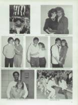 1984 Half Hollow Hills High School East Yearbook Page 80 & 81