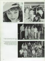 1984 Half Hollow Hills High School East Yearbook Page 92 & 93