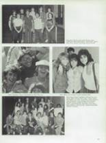 1984 Half Hollow Hills High School East Yearbook Page 94 & 95