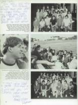 1984 Half Hollow Hills High School East Yearbook Page 96 & 97