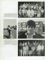 1984 Half Hollow Hills High School East Yearbook Page 100 & 101