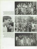 1984 Half Hollow Hills High School East Yearbook Page 102 & 103