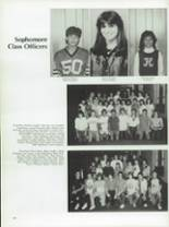 1984 Half Hollow Hills High School East Yearbook Page 104 & 105
