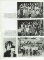 1984 Half Hollow Hills High School East Yearbook Page 106 & 107