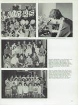 1984 Half Hollow Hills High School East Yearbook Page 110 & 111