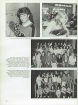 1984 Half Hollow Hills High School East Yearbook Page 112 & 113