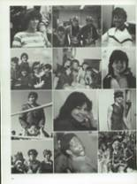 1984 Half Hollow Hills High School East Yearbook Page 116 & 117