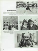 1984 Half Hollow Hills High School East Yearbook Page 120 & 121