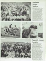 1984 Half Hollow Hills High School East Yearbook Page 122 & 123