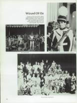 1984 Half Hollow Hills High School East Yearbook Page 126 & 127