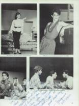 1984 Half Hollow Hills High School East Yearbook Page 128 & 129