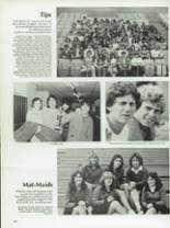 1984 Half Hollow Hills High School East Yearbook Page 130 & 131