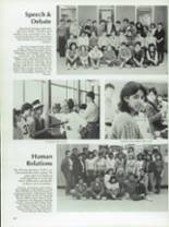 1984 Half Hollow Hills High School East Yearbook Page 132 & 133